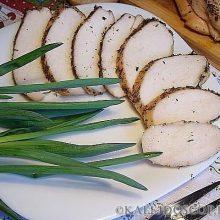 Куриная пастрома – самое ароматное и сочное мясо