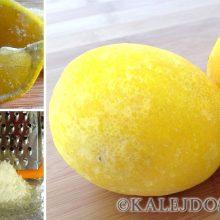 Замороженный лимон — чудодейственный продукт убивающий раковые клетки