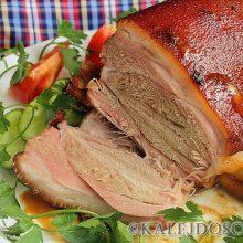 Запекаем свиную рульку: самые вкусные рецепты приготовления простым способом и с маринадом