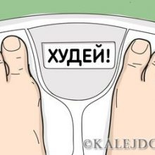 Золотые правила похудения – спасут вашу фигуру!
