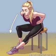 Застой лимфы: 3 простых упражнения, которые избавят от застоя лимфы!