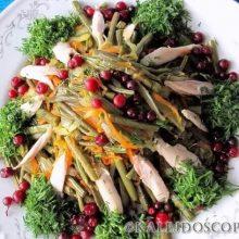 Рецепты 6 быстрых и вкусных салатов