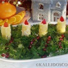 5 – новогодних салатов