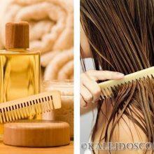 Как использовать масло для волос и избежать грубых ошибок